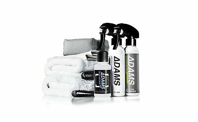 $102.99 • Buy Adam's UV Tracer Ceramic Wheel Coating Complete Kit - Upgraded, Patent Pendin...