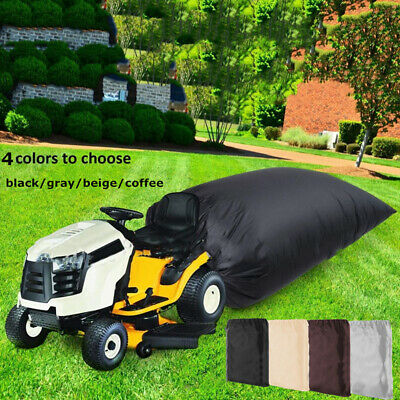 AU43.76 • Buy Leaf Bag Mower Large Lawn Tractor Universal Collection Cleaner Storage