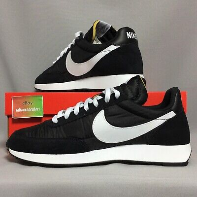 Nike Air Tailwind 79 UK11 487754-012 EUR46 US12 Black Suede Nylon Waffle Og 2020 • 79£