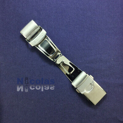 $ CDN40.70 • Buy Genuine Clasp For S EIKO 20 MM Lug Monster Diver With Diver Extension Buckle