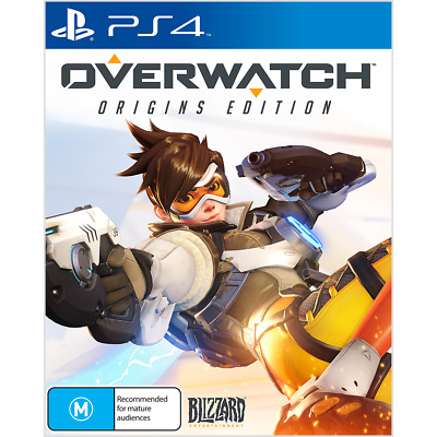 AU22.94 • Buy Overwatch Origins Edition - PS4 Playstation 4 Game As New
