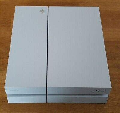 AU419 • Buy Playstation 4 PS4 Console CUH-1102A 500GB Console Only - Glacier White