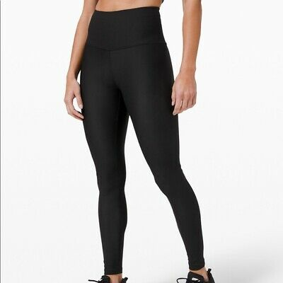 $ CDN105 • Buy Lululemon Mapped Out High-Rise Tight Leggings 28  Camo Black Size 6 NWT $138