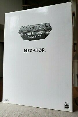 $79.99 • Buy Masters Of The Universe MOTU Classics Megator Evil Giant Destroyer 12  Figure
