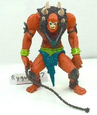 $45 • Buy MOTU, Beast Man, 200x, Complete, Whip, Figure, He-Man, Masters Of The Universe