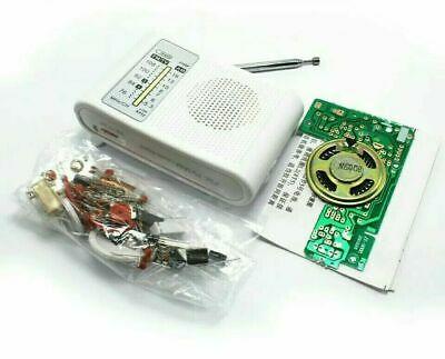 AM / FM Radio Build Kit - All Components Included - Fully Functional Radio • 4£