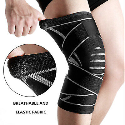 AU11.99 • Buy Compression Sleeve Knee Ankle Support Upgraded Brace Protector Relief