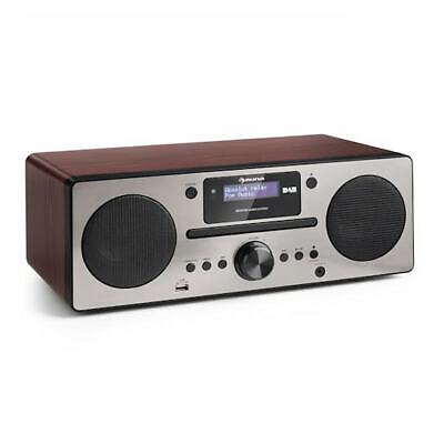 Harvard Micro System DAB Radio FM Tuner CD Player USB Charger New Classic Look • 145.99£