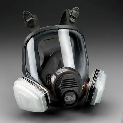 $ CDN191.91 • Buy 3M, 7 IN 1, 6700 Full Face Reusable Respirator For Spraying & Painting, SMALL