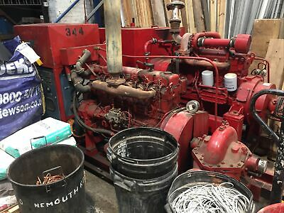 Very Large Commercial SPP Fire Pump • 3,000£