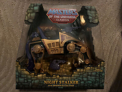 $89 • Buy Masters Of The Universe Classics Night Stalker He-Man Skeletor Jitsu MOTU