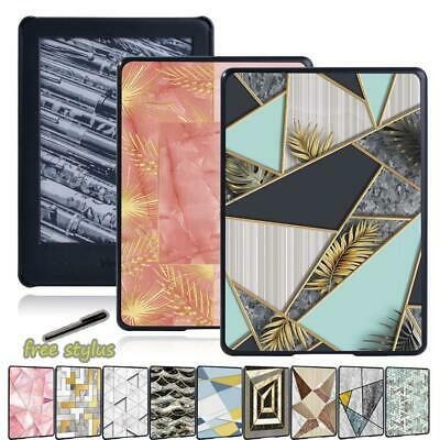 For Amazon Kindle 8th 10th Paperwhite 1/2/3/4 - Slim Geometry Tablet Cover Case • 4.99£