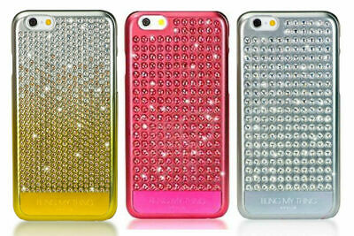 Bling My Thing Apple IPhone 6/Apple IPhone 6s Swarovski Crystal Rear Case Cover • 9.99£