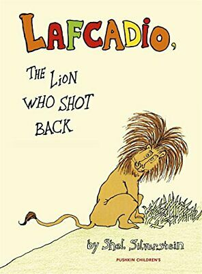 Lafcadio: The Lion Who Shot Back (Pushkin Children's Coll New Hardcover Book • 12.47£