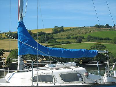 $108.61 • Buy Sail Cover - Mainsail Boom Cover 12-13ft **Brand New**