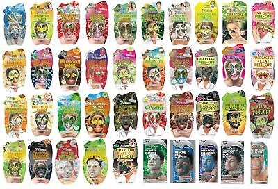 7th HEAVEN FACE MASKS & PEEL OFFS  - FOR ALL SKINS TYPES - Choose Your Own  • 1.49£