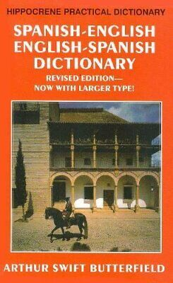 Spanish-English / English-Spanish Practical Dictionary, Paperback,  By Arthur S • 11.41£