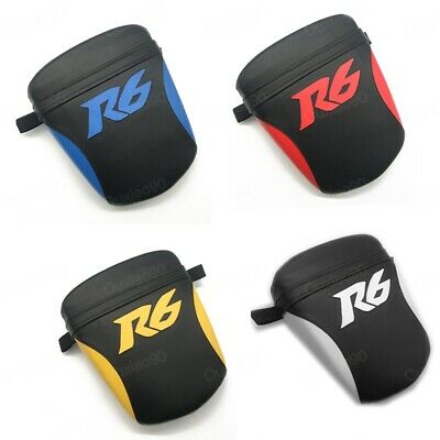 $40.54 • Buy Motorcycle Rear Passenger Seat Pillion Fit For Yamaha YZF R6 YZF-R6 2003-2005