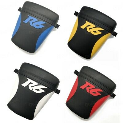 $40.54 • Buy Motorcycle Rear Passenger Seat Pillion Fit For Yamaha YZF R6 YZF-R6 1998-2002