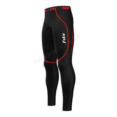 FDX Mens Thermal Compression Base Layer Leggings  Cold Wear  Running Trouser  • 13.37£