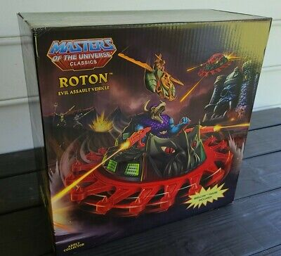 $199 • Buy MOTU Classics - Roton With Skelcon - MISB Mattel - Masters Of The Universe