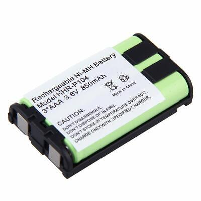 AU7.99 • Buy Battery For Panasonic HHR-P104 HHR-P104A HHRP104 Cordless Phone