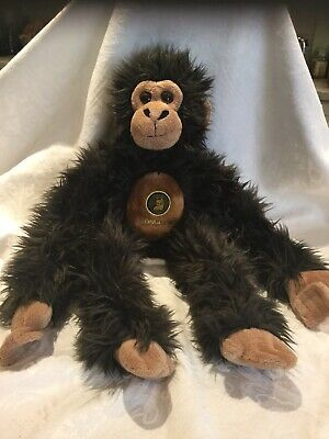 Longleat Cuddly/Hanging Monkey By Keel Toys • 5.99£