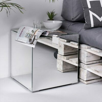 £59.99 • Buy Bedside Table With Smart Storage Bedroom Room Cabinet Nightstand Contemporary