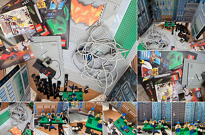 Lego Steven Spielberg Moviemaker Set 1349, Incomplete With Instructions • 49.99£