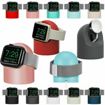 $ CDN11.85 • Buy For Apple Watch 1/2/3/4/5 Series Night Stand Charging Dock Station Holder Mount