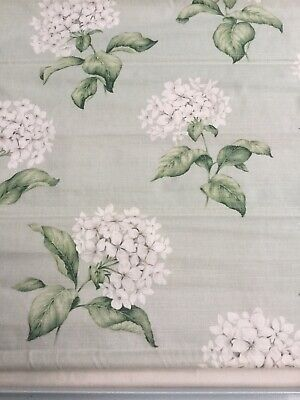 Laura Ashley Hydrangea Heligan Eau De Nil Roman Blind W 148cm D 145cm • 75£
