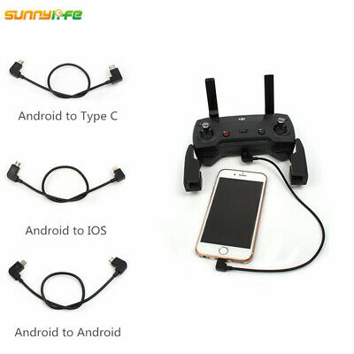 AU12.99 • Buy 30CM OTG Data Cable For DJI Mavic 2 Pro /Mavic Air/Spark/Mavic Pro USB Adapter