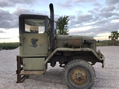 $1500 • Buy M54 5 Ton Military Parts Truck Rockwell Axle Frame Cab