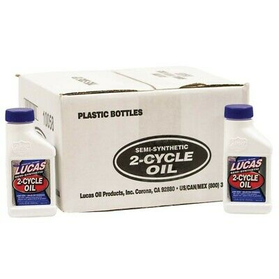 $ CDN88.15 • Buy New 24pk Of Lucas 2 Cycle Oil For Universal Products 051-511