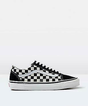 AU75 • Buy Vans Old Skool Anaheim 36 Dx Black/check