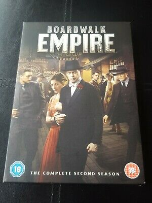 Boardwalk Empire - The Complete Second Series DVD  • 6.50£