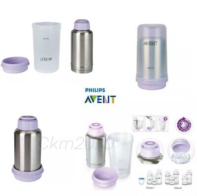 AU53.26 • Buy  Baby Bottle Warmer Philips AVENT  Quickly Warm Up Feeds Travel Bottle
