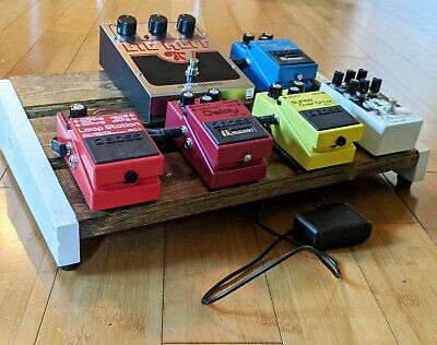 $ CDN975.47 • Buy Guitar Pedal Board | Pedals And Power Supply