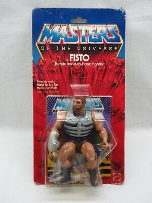 $385 • Buy MOTU,VINTAGE,FISTO,Masters Of The Universe,MOC,carded,sealed,He-Man