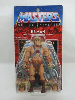 $315 • Buy MOTUC,ULTIMATE HE-MAN,SUPER 7,MASTERS OF UNIVERSE,CLASSICS,Sealed,MOC