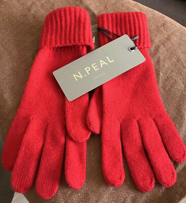 N Peal Cachmere Gloves  • 40£
