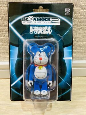 $804.58 • Buy Difficult Get Started Initial Type Doraemon Be Rbrick Bearbrick 100 Wwt2 World