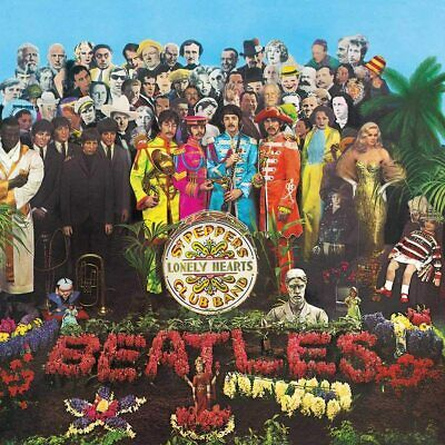 £6.49 • Buy Sgt. Pepper's Lonely Hearts Club Band [Audio CD] The Beatles
