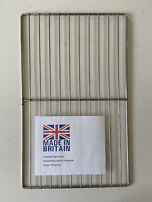 £180 • Buy 15 X GN1/1 ST/STL SHELF COMBI STEAM OVEN WIRE GRID RACK (NOT CHROME PLATED)