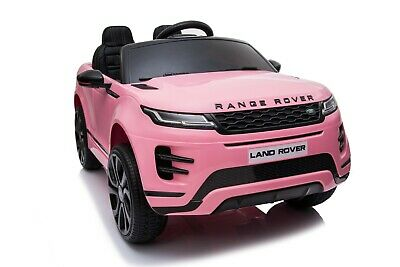 Range Rover Evoque Licensed 12v Kids Ride On Electric 2.4g Remote Control Car • 194.95£