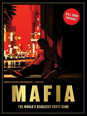 Mafia: The World's Deadliest Party Game New Game Book • 12.14£