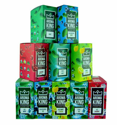 £1.25 • Buy Aroma King New Flavour Card Cigarette Insert Infusion Similar To Rizla Cards