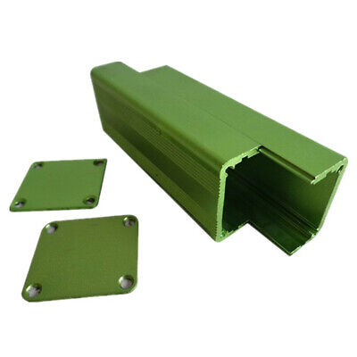 £4.19 • Buy Aluminum PCB Instrument Box Extruded Enclosure DIY Electronic Project Metal Case