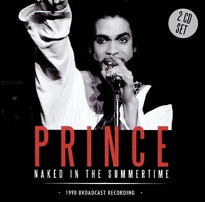 Prince : Naked In The Summertime: 1990 Broadcast Recording CD (2016) HB007 • 9.95£