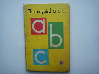 Vintage 'The Ladybird A.b.c' Book. Series 622. 15p Net. Early 1970's • 1.50£
